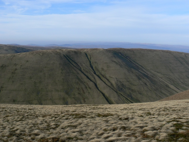 West Fell from Hooksey on the other side of Bowderdale