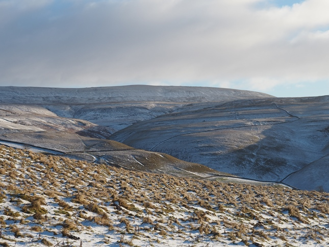 Great Whernside from Top Mere Road