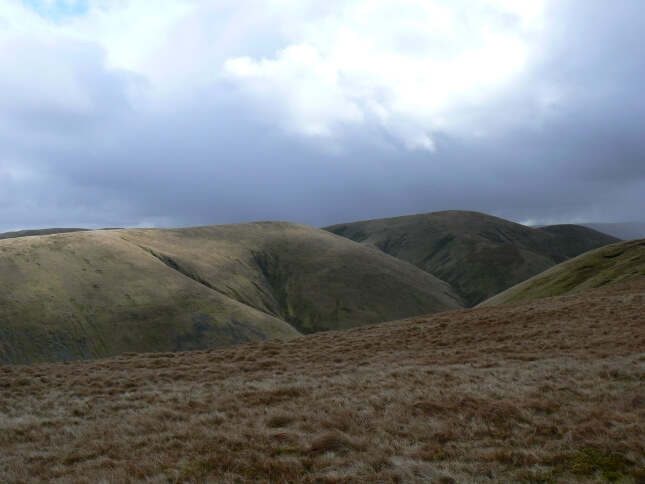 Hooksey and Randygill Top from West Fell