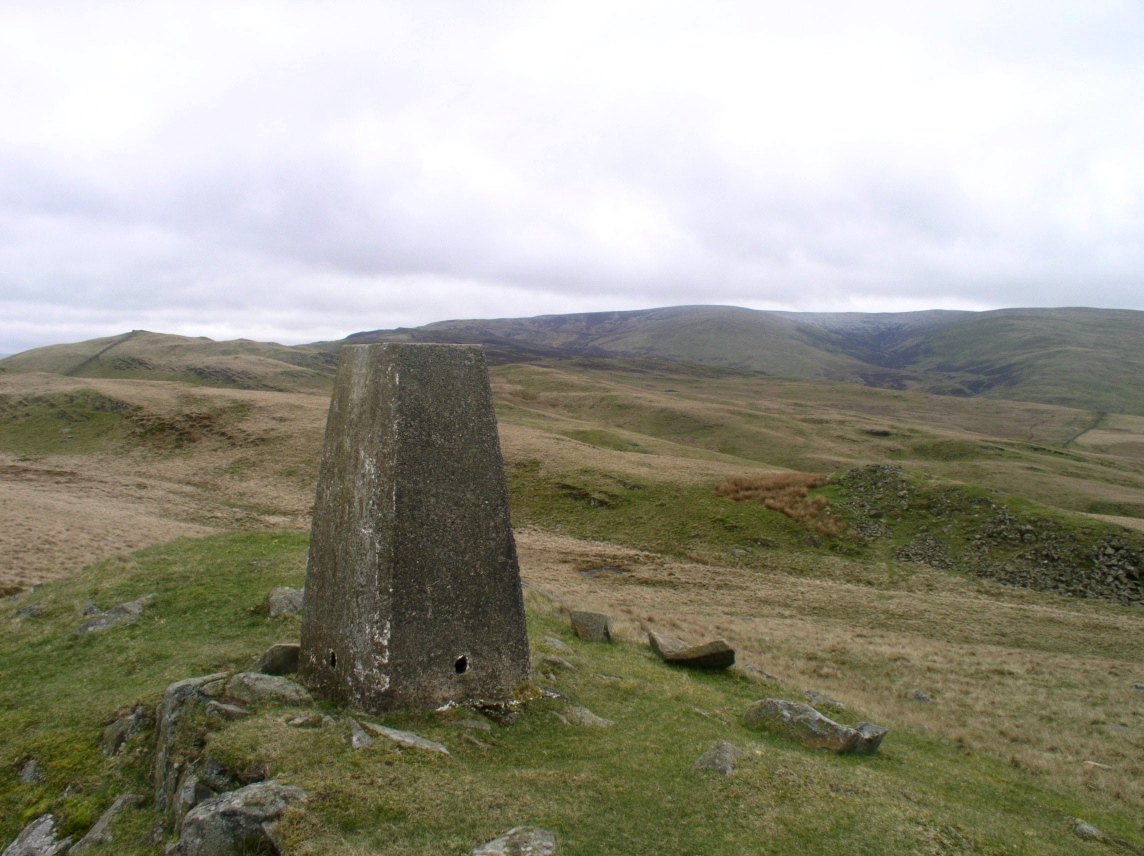 Holme Knott Trig Point