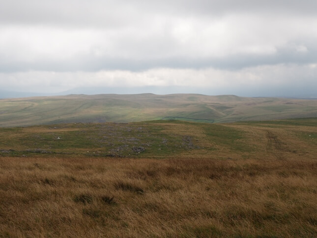 Nettle Hill from Little Asby Scar