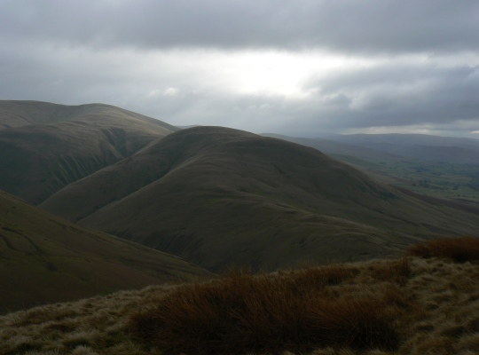 Linghaw from Blease Fell