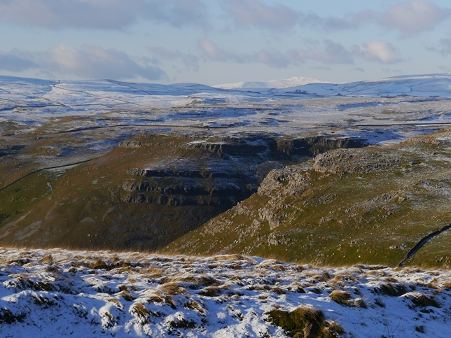 Gordale Scar from Weets Top