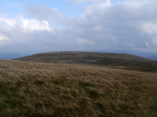 Swarth Fell Pike