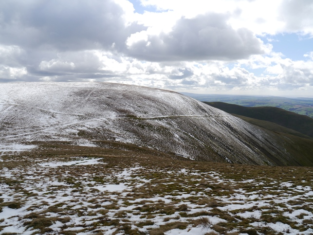 Bram Rigg Top as seen from The Calf