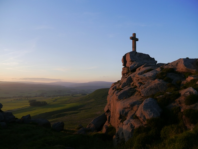 The Rylstone Cross