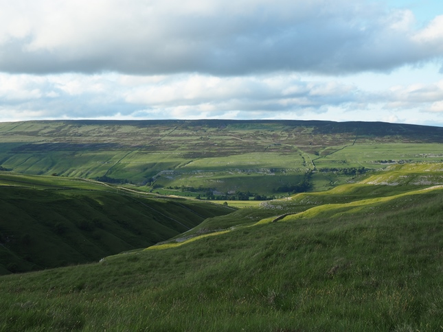 Birks Fell above Littondale