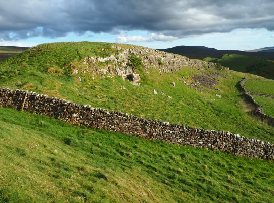 Little Longrigg Scar