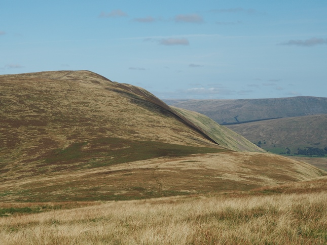 Calf Top from Castle Knott