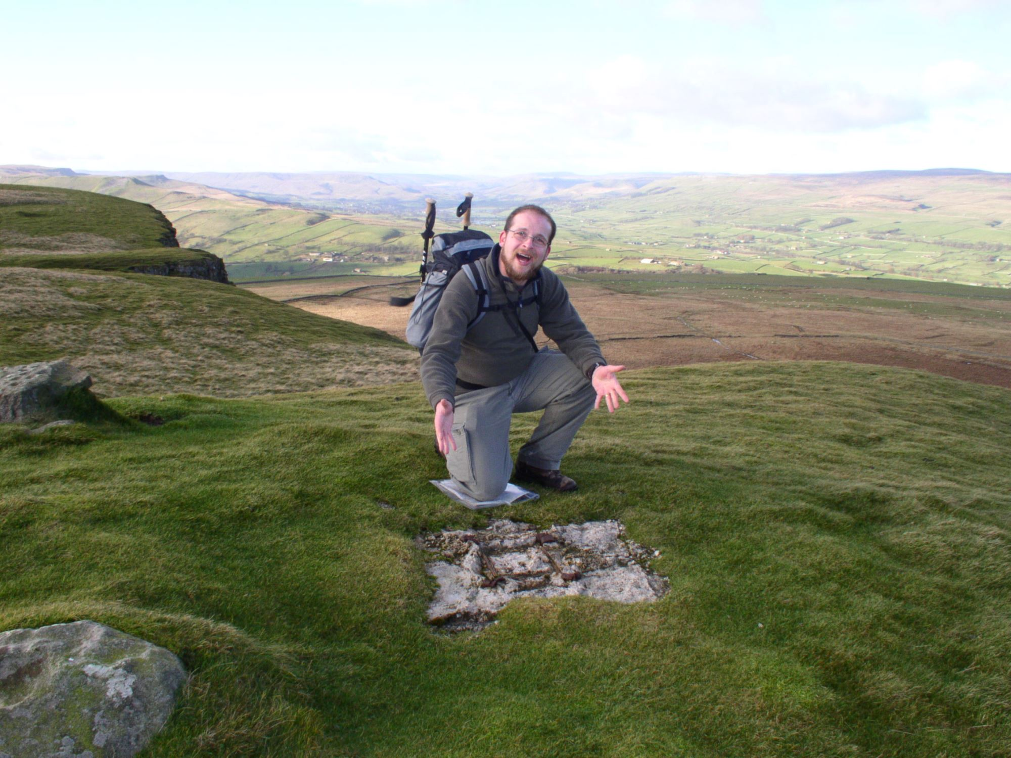 Addlebrough Trig Point