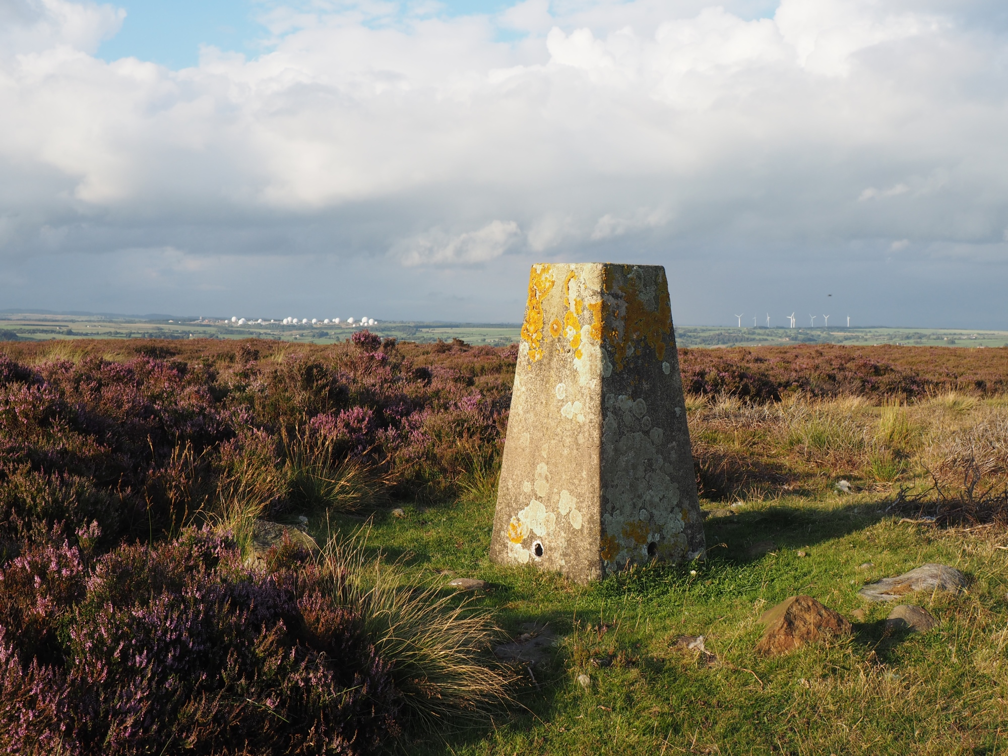 Askwith Moor Trig Point