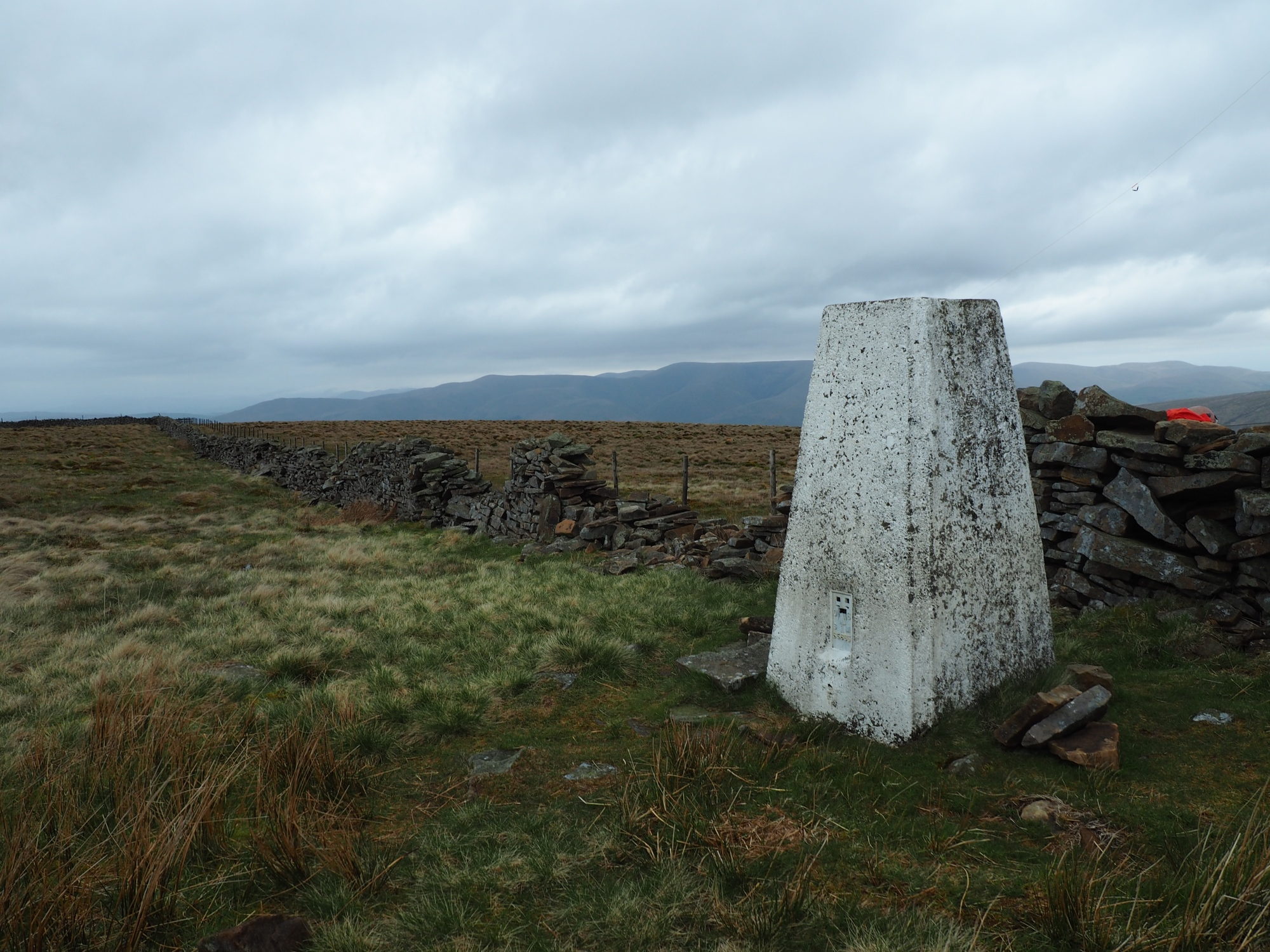 Aye Gill Pike Trig Point