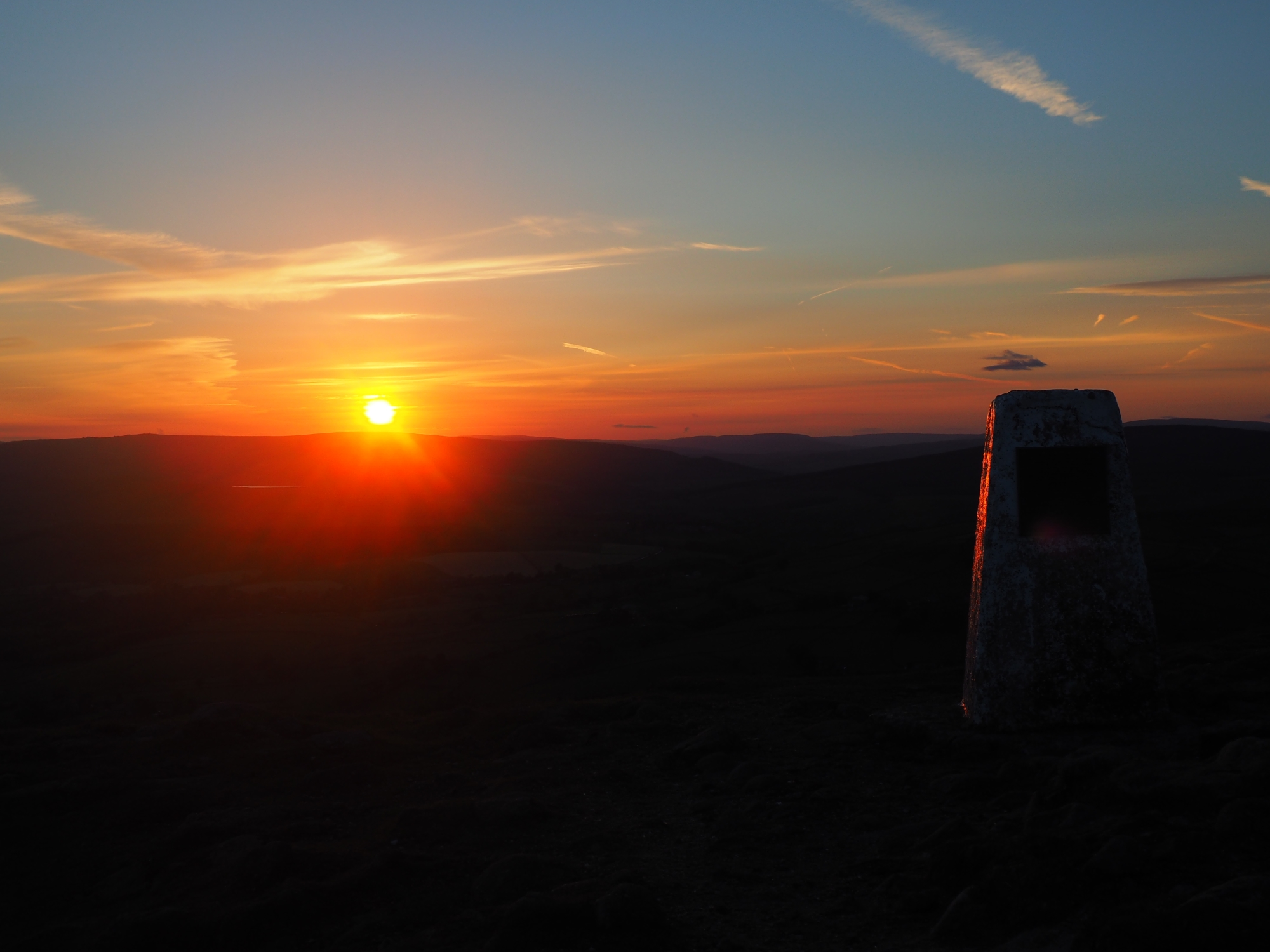 Beamsley Beacon Trig Point
