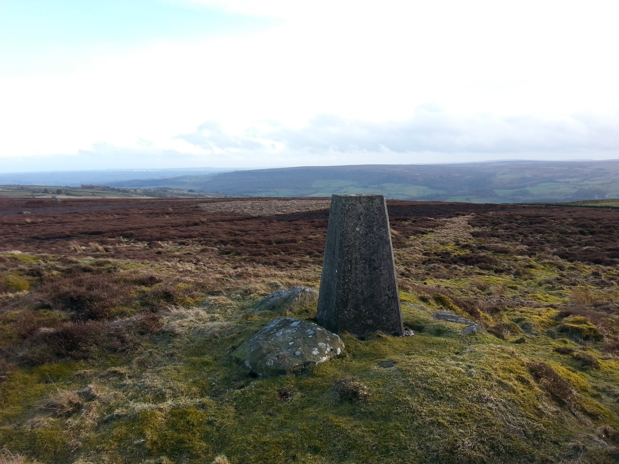 Bishopside Brae Trig Point