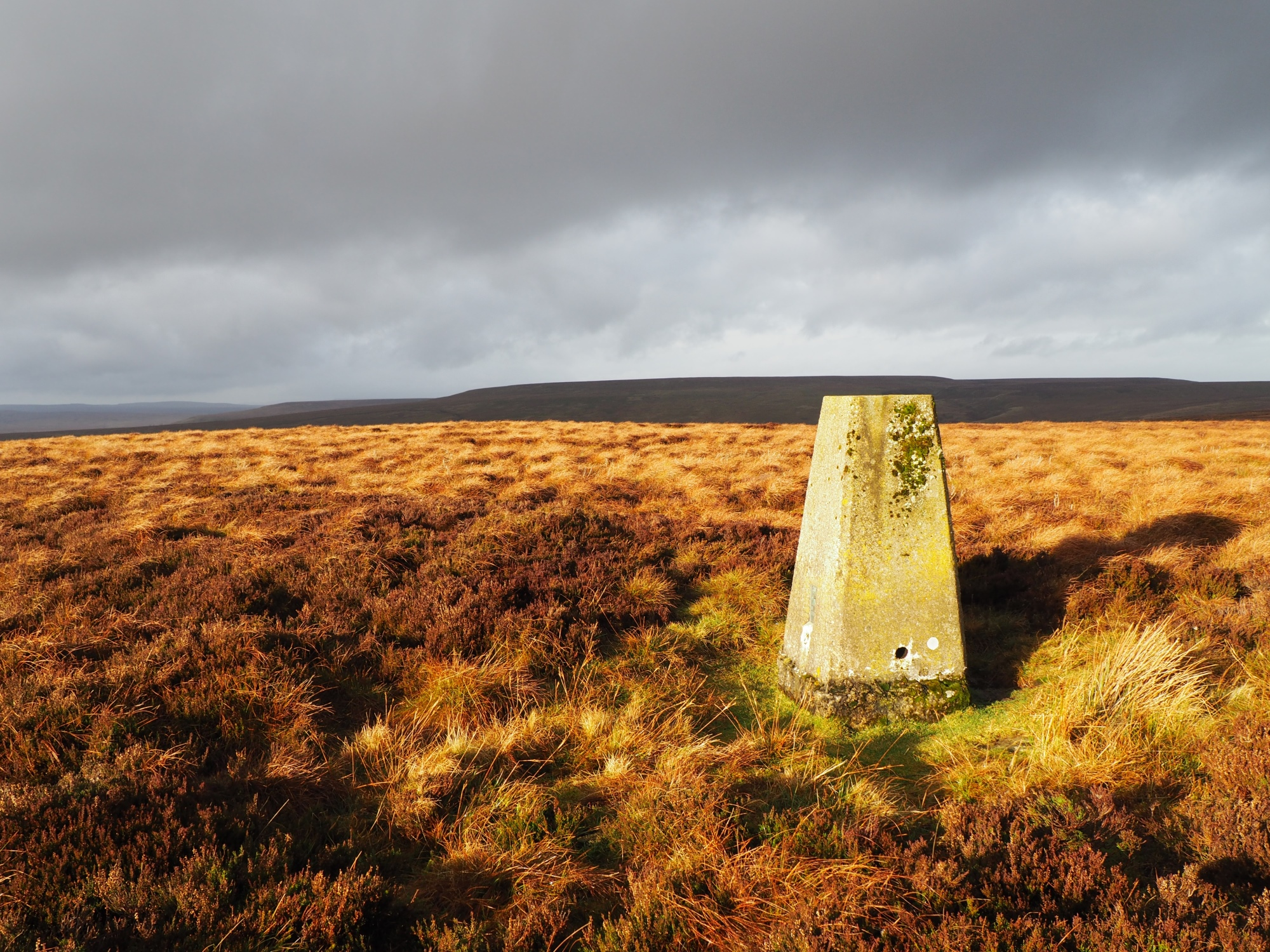 Booze Moor Trig Point