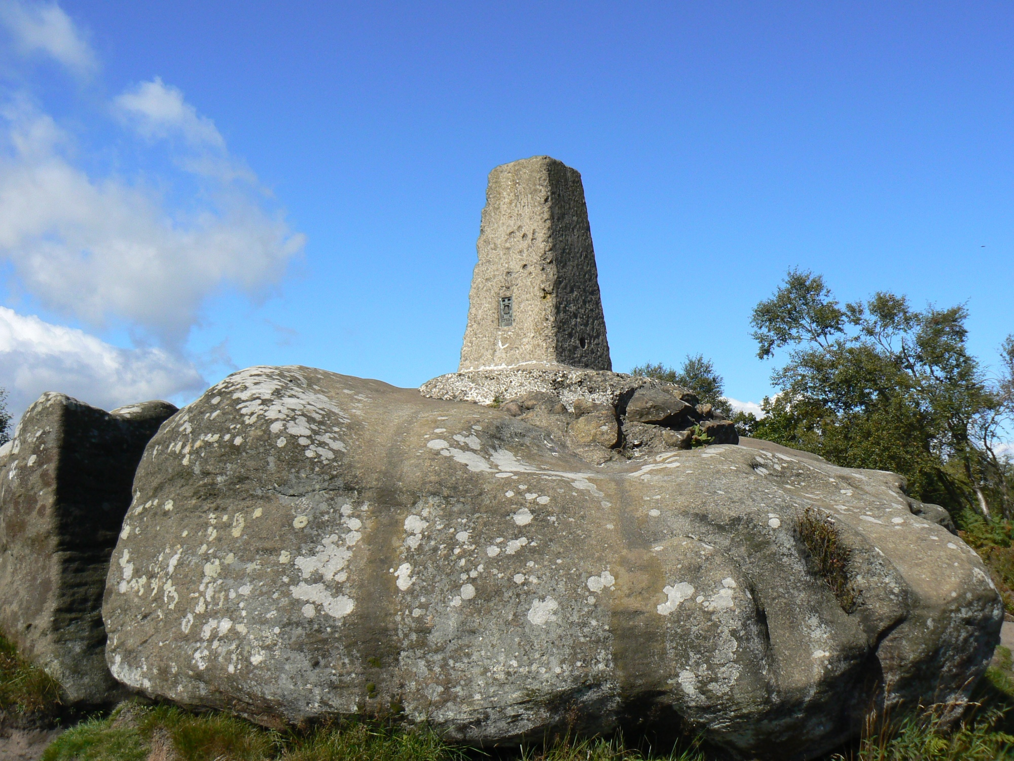 Brimham Rocks Trig Point