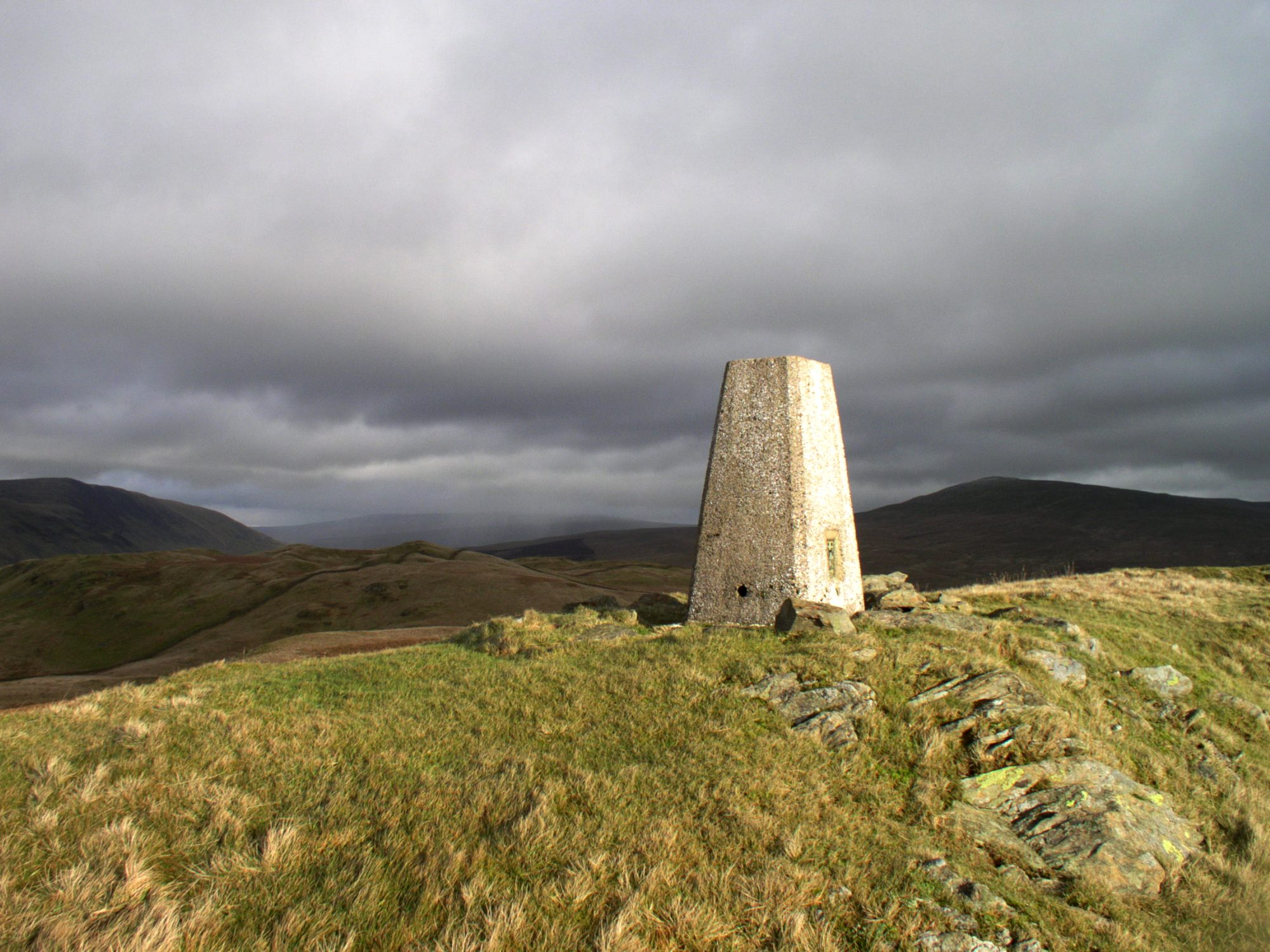 Brownthwaite Trig Point