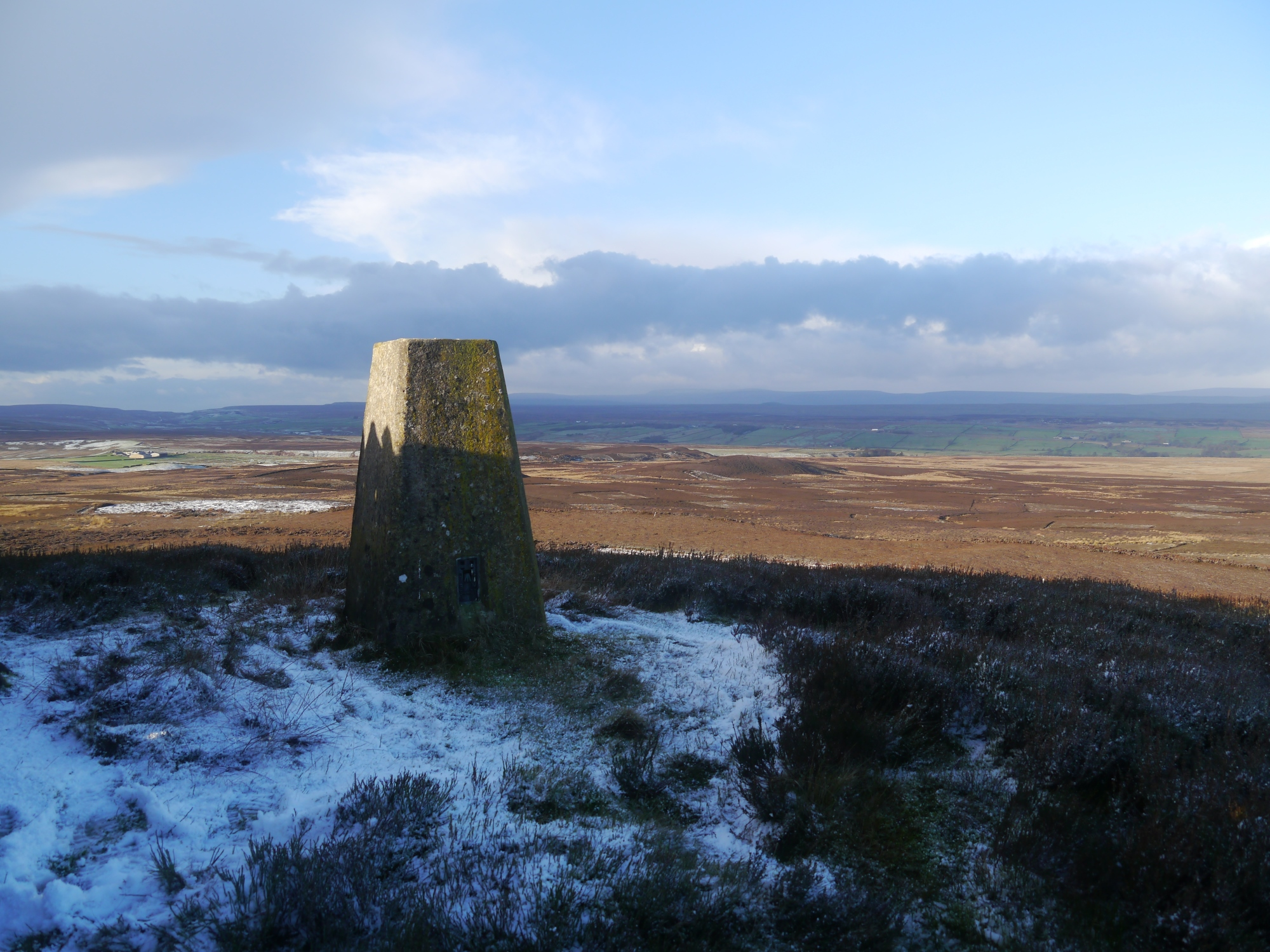 Citron Seat Trig Point