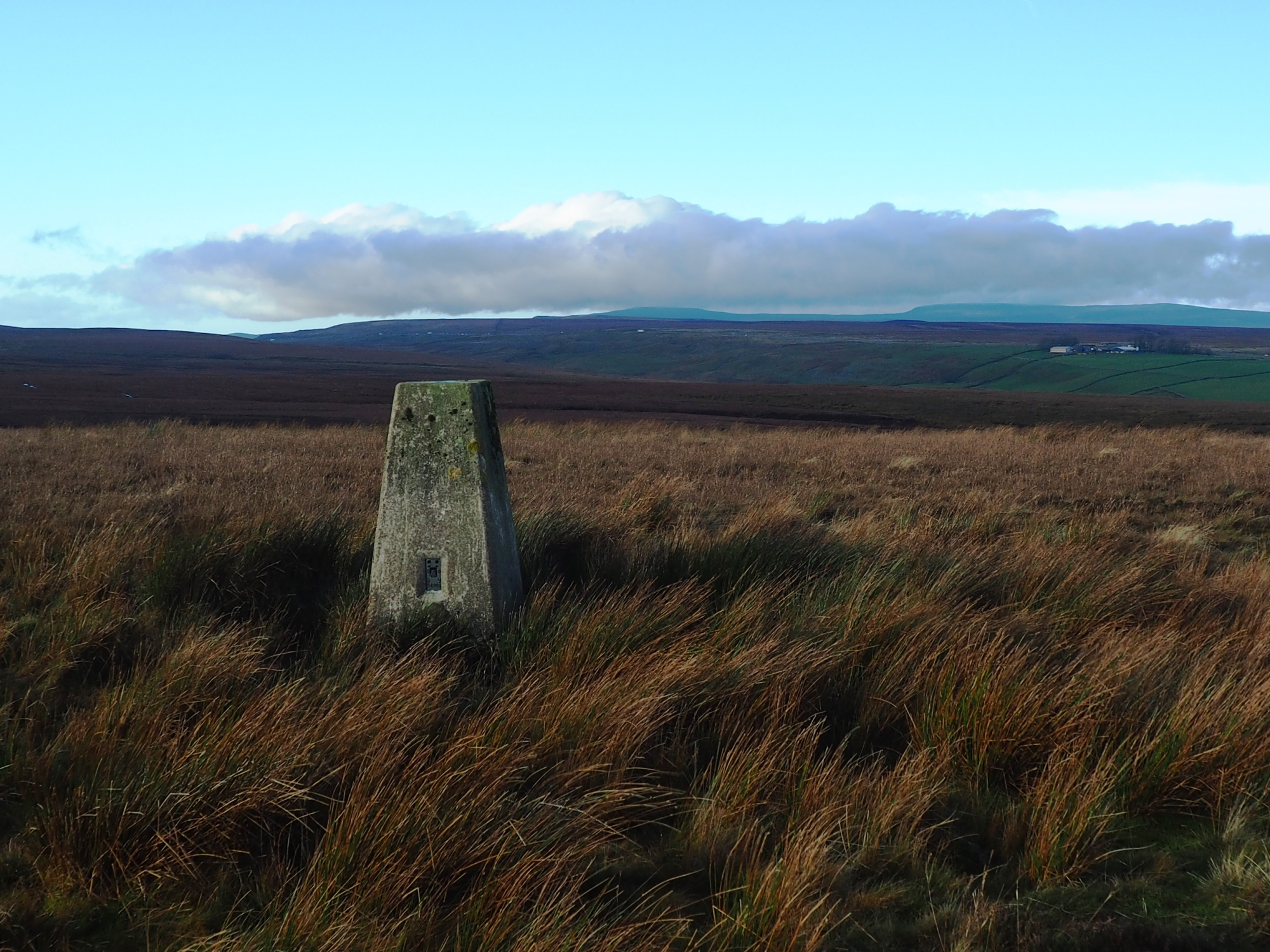 Collinsons Hill Trig Point