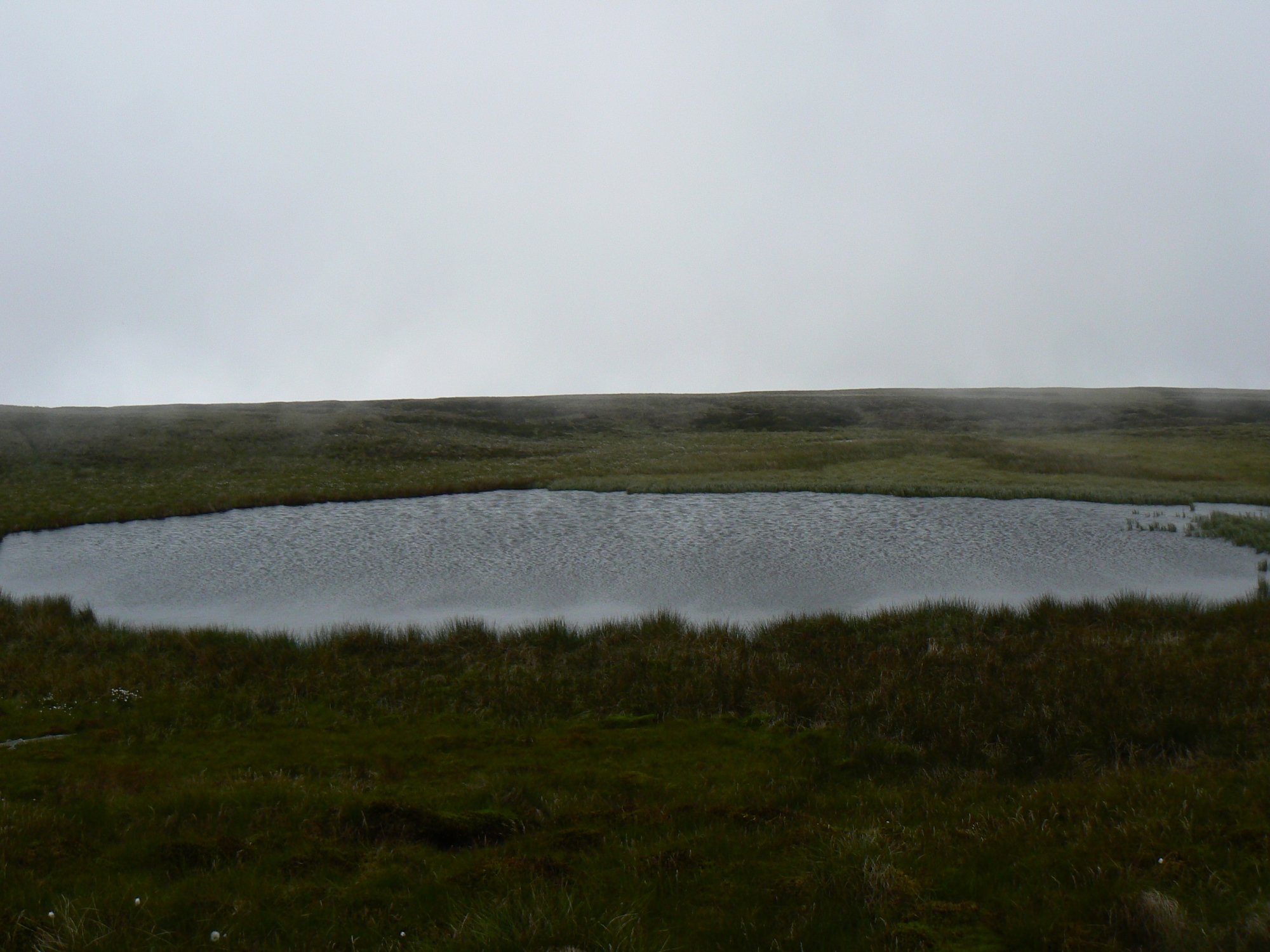 Cotter End Tarn