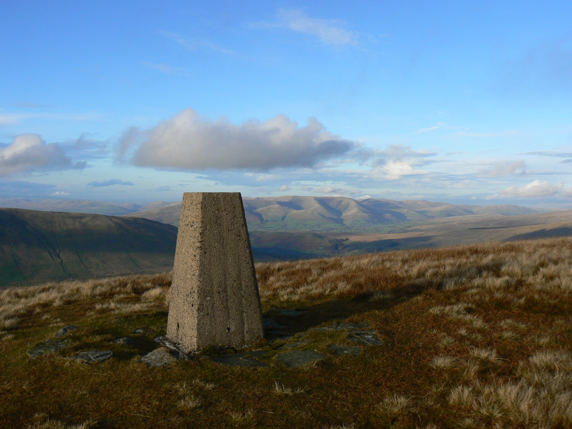 Crag Hill Trig Point