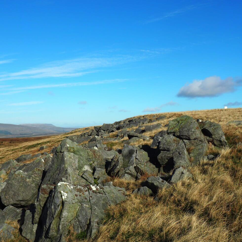 Crag of Blea Moor