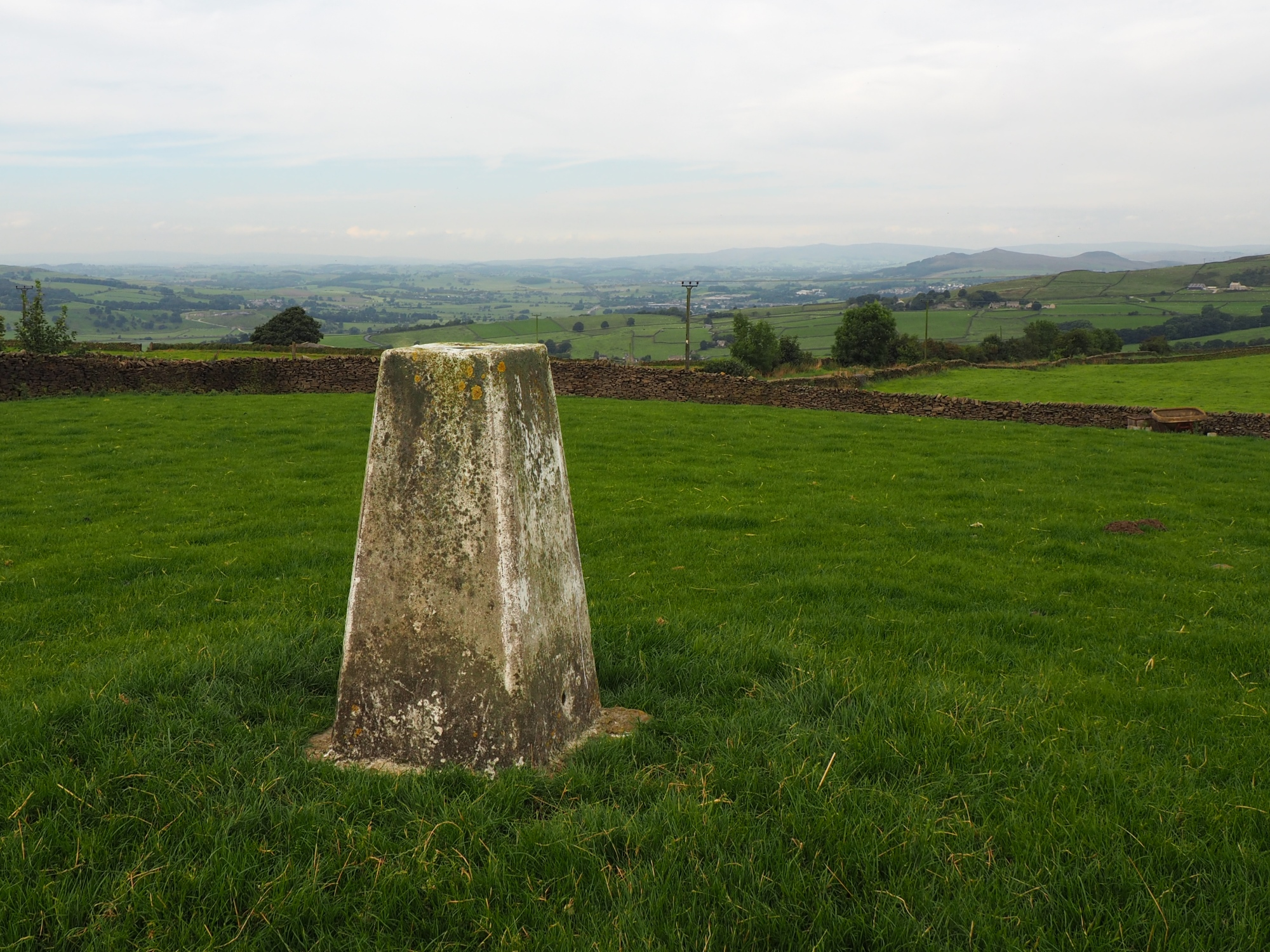 Delph Farm Trig Point
