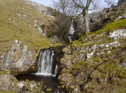The upper section of Disher Force is less easy to see