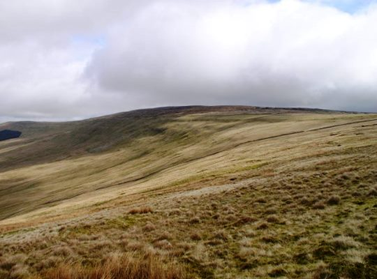 Dodd Fell Hill from Grove Head