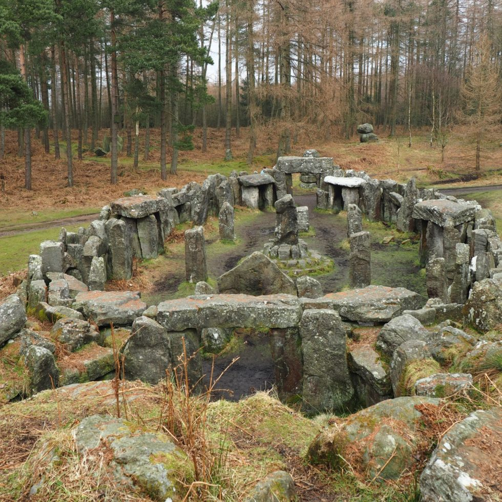 The Druid's Temple