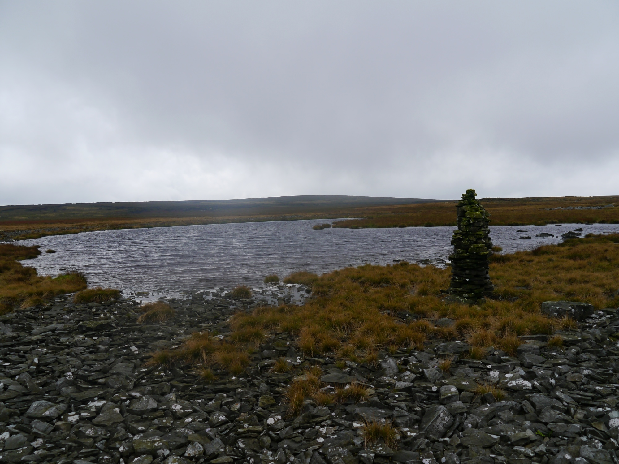 One of the East Tarns