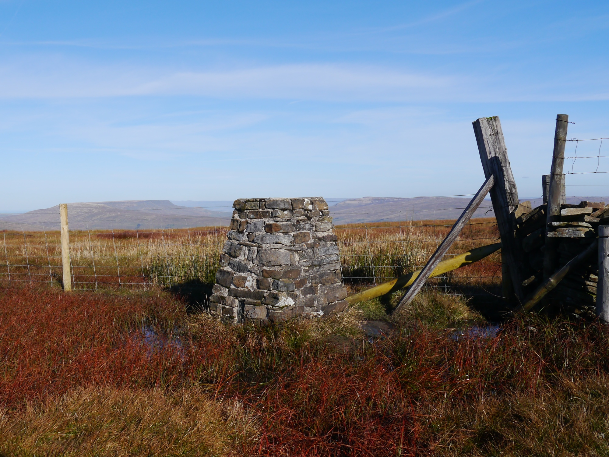 Great Knoutberry Hill Trig Point