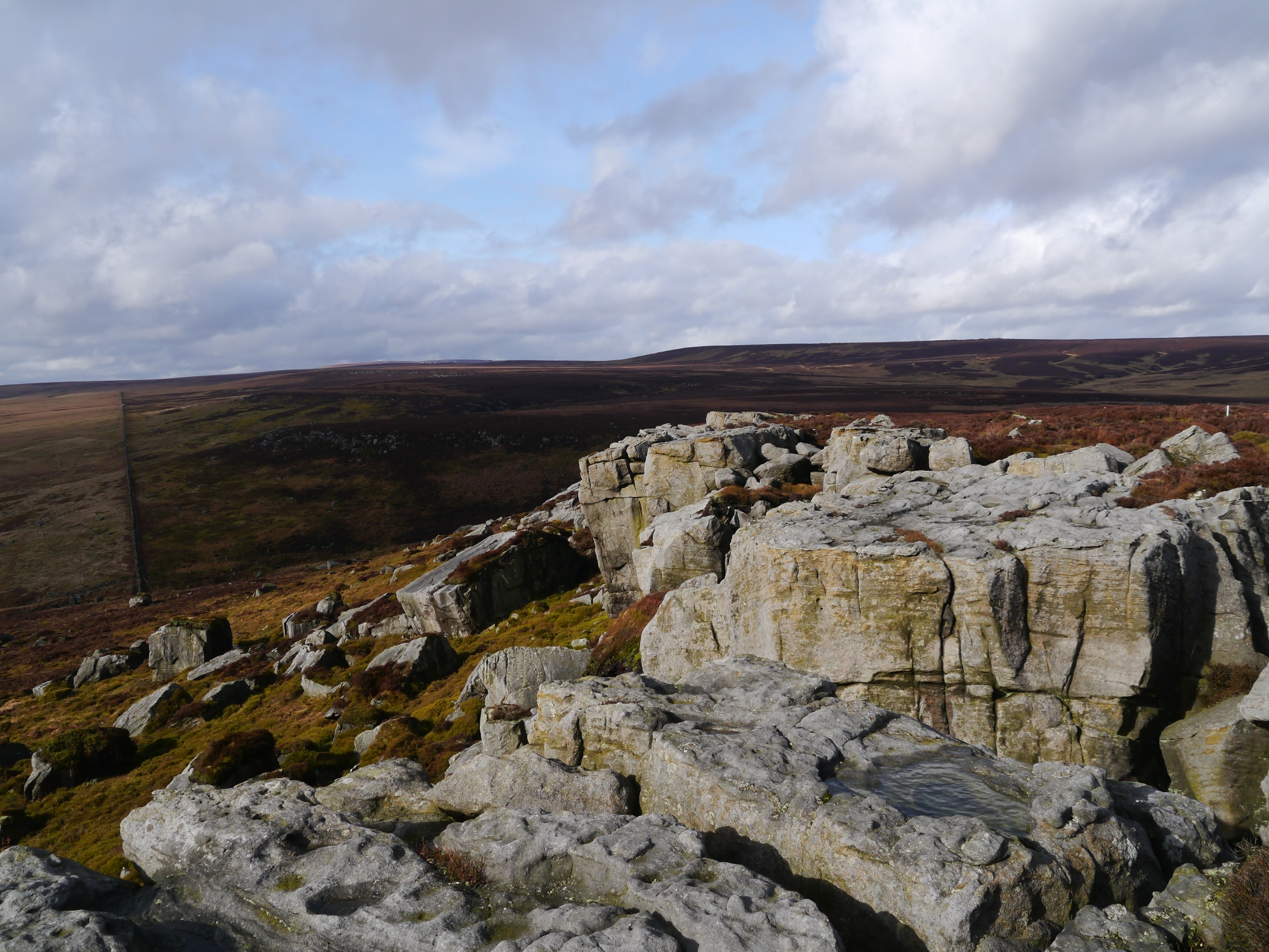 Great Wolfrey Crag
