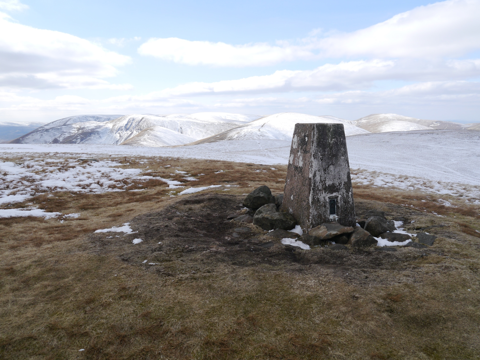 Green Bell Trig Point