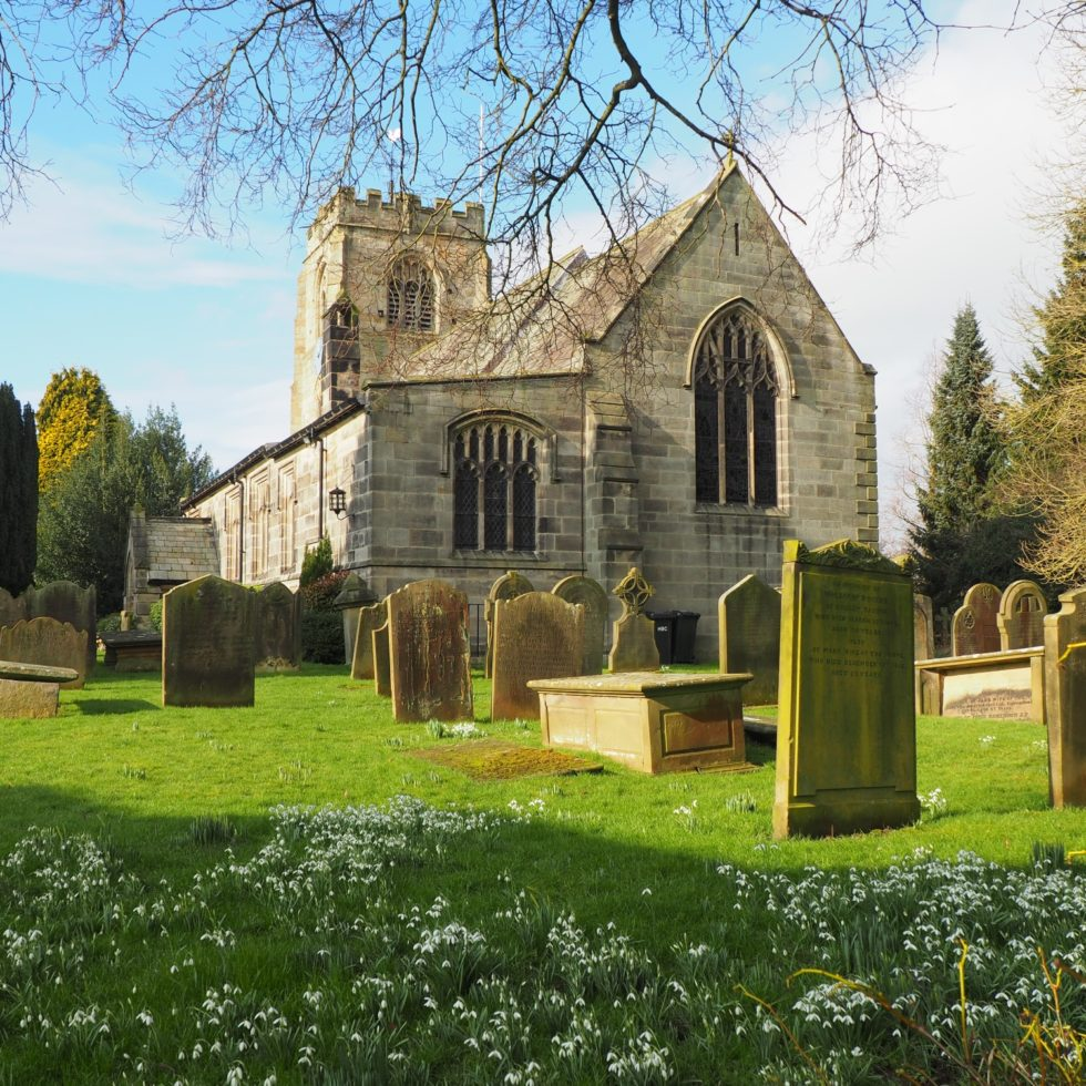 St Thomas a Becket Church, Hampsthwaite