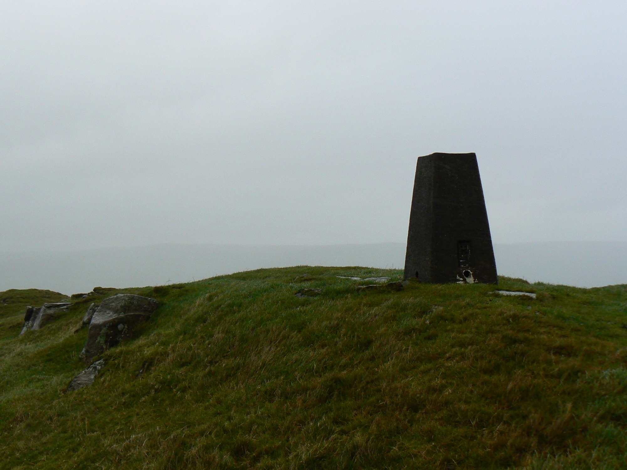 Haw Pike Trig Point