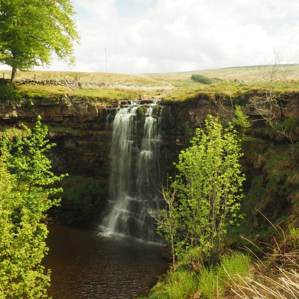Hellgill Force, Hell Gill