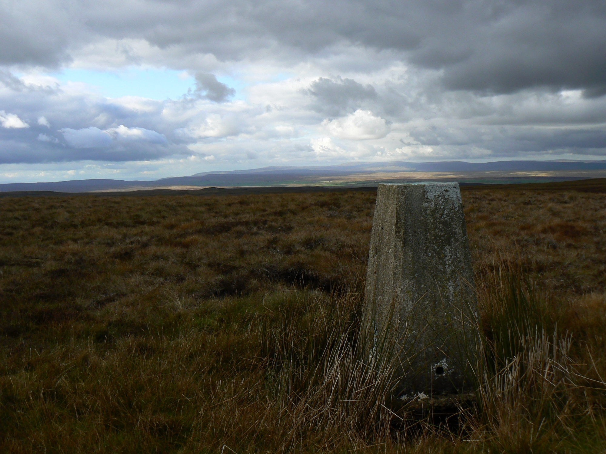 Hoove Trig Point
