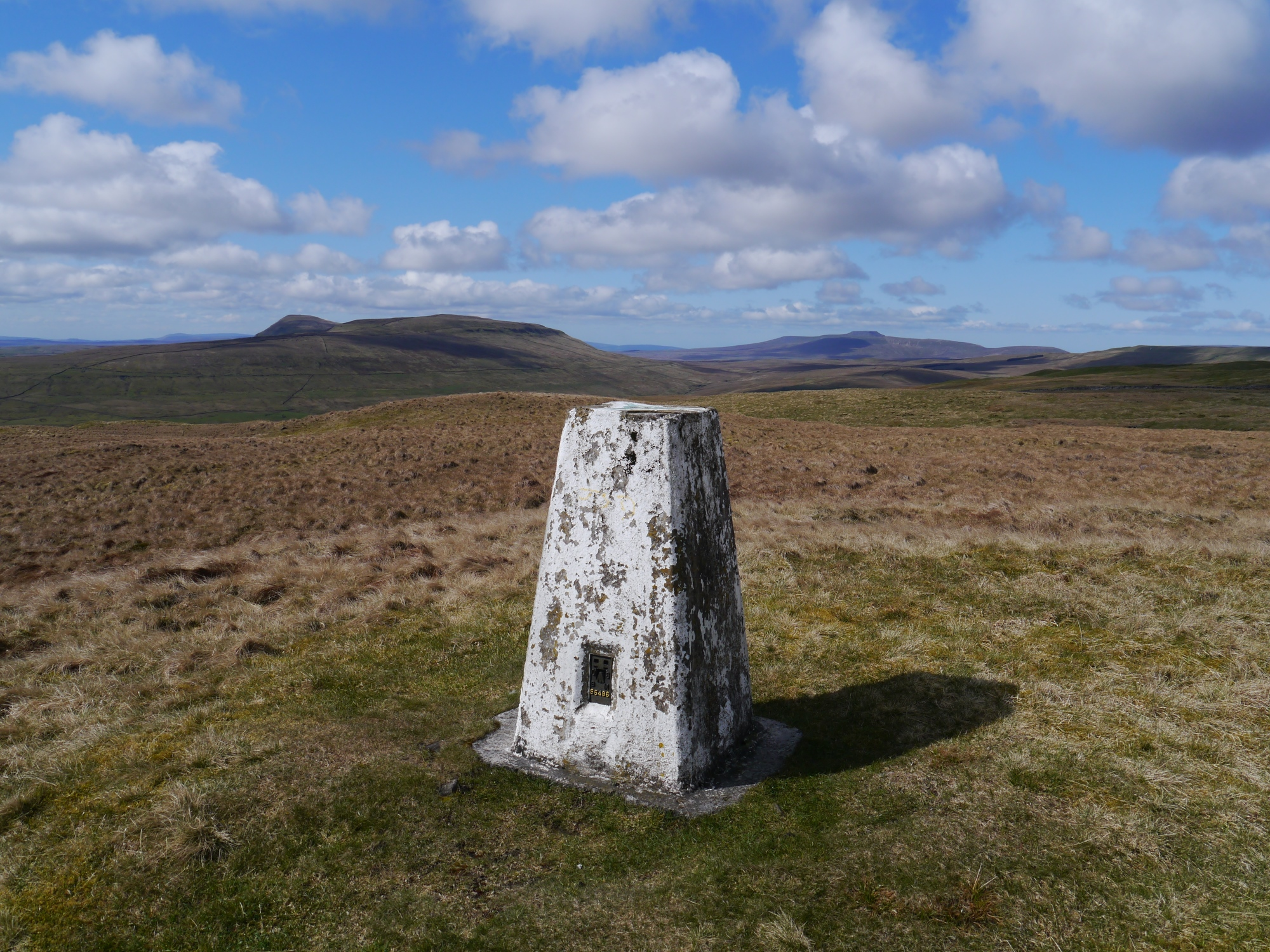 Horse Head Trig Point
