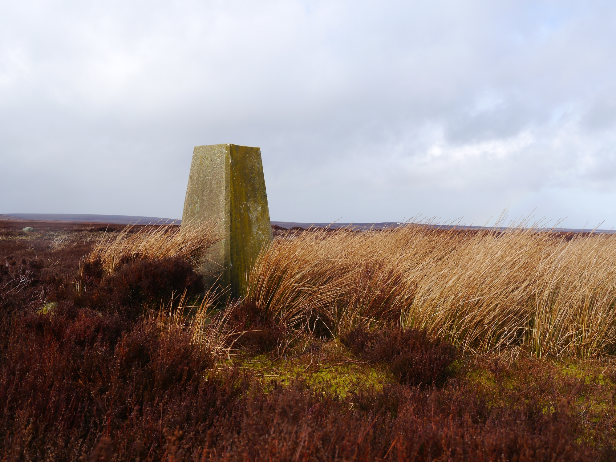 Kettlestang Hill Trig Point