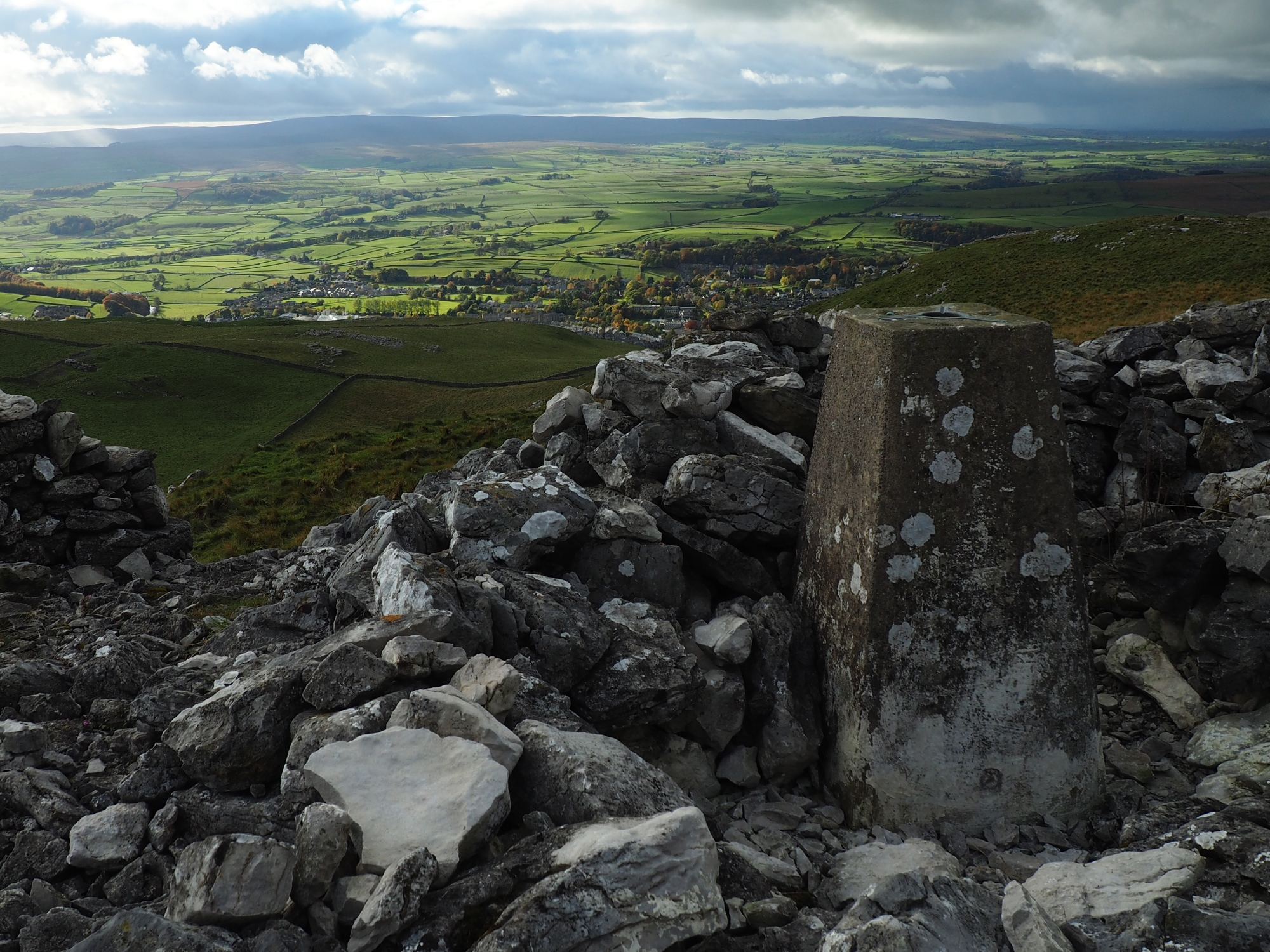 Langcliffe Trig Point