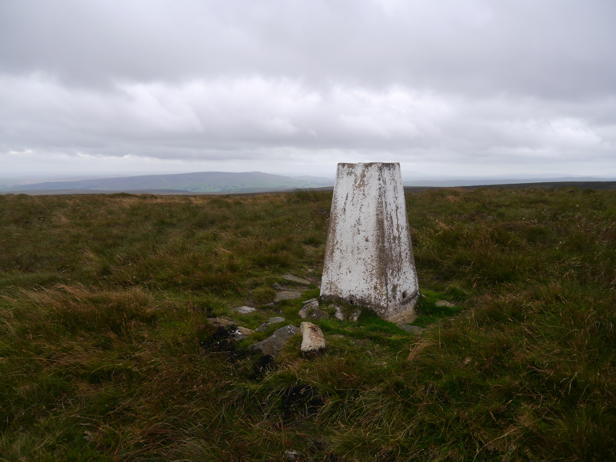Meugher trig point