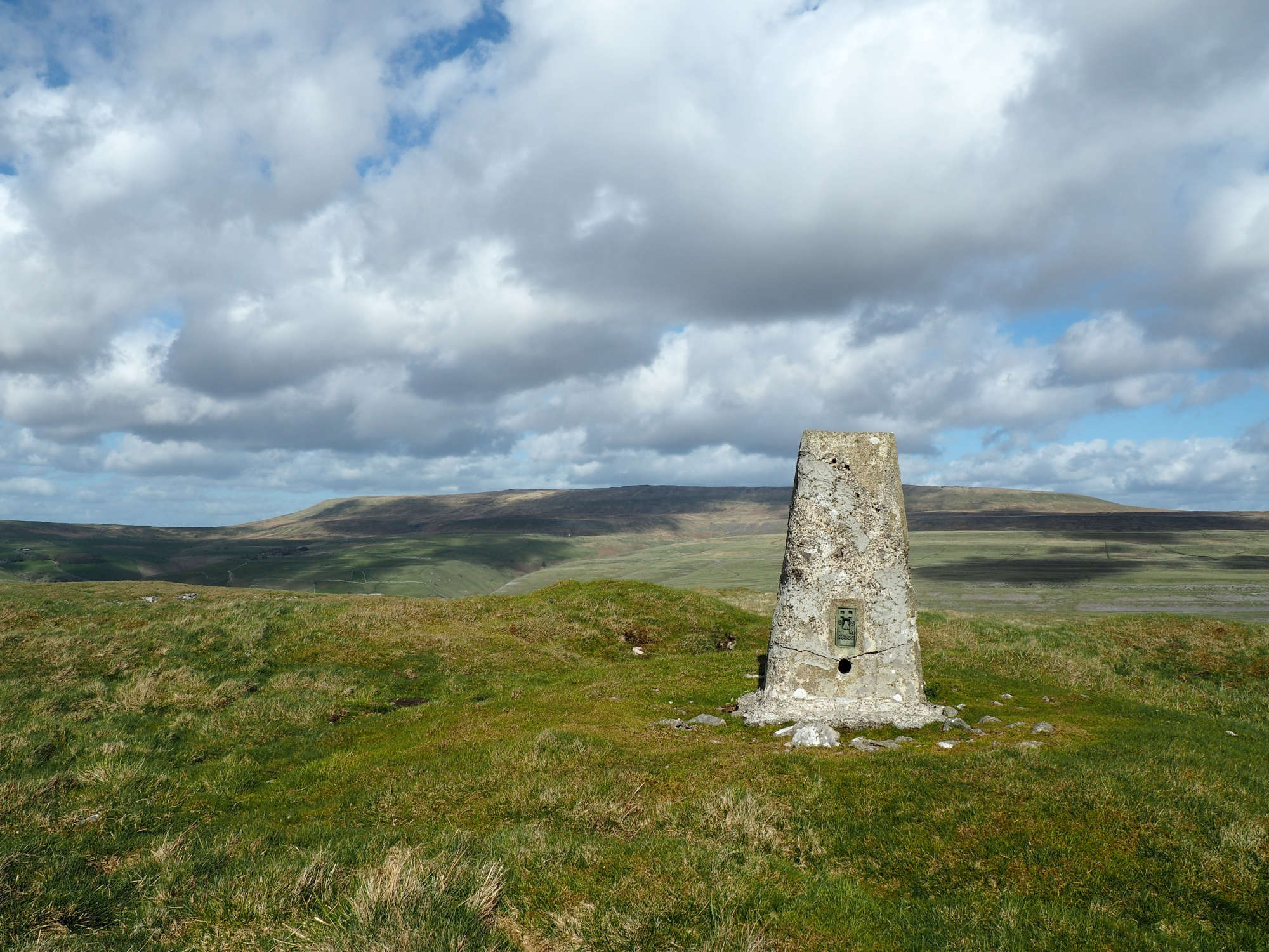 Middlesmoor Pasture Trig Point