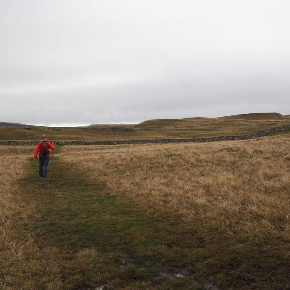 Heading to Parson's Pulpit on the Monk's Road