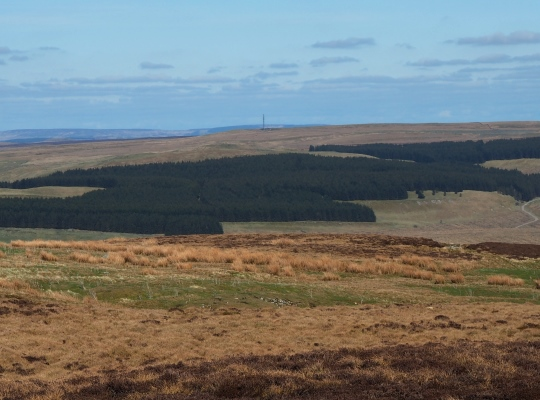 Moudy Mea from Winton Fell