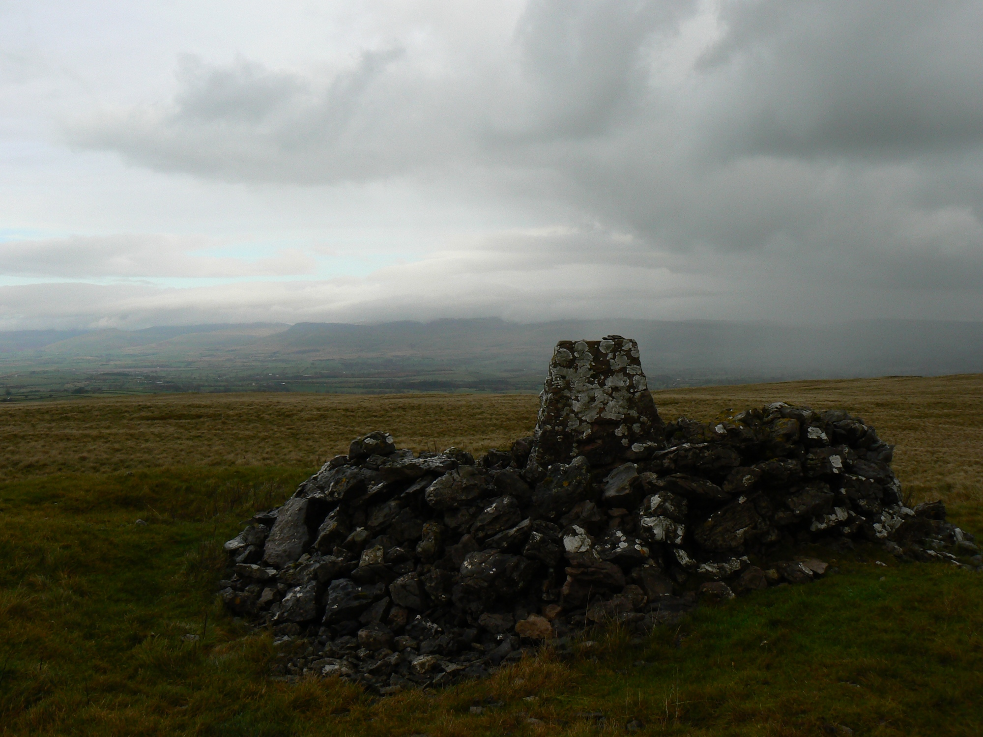 Nettle Hill Trig Point