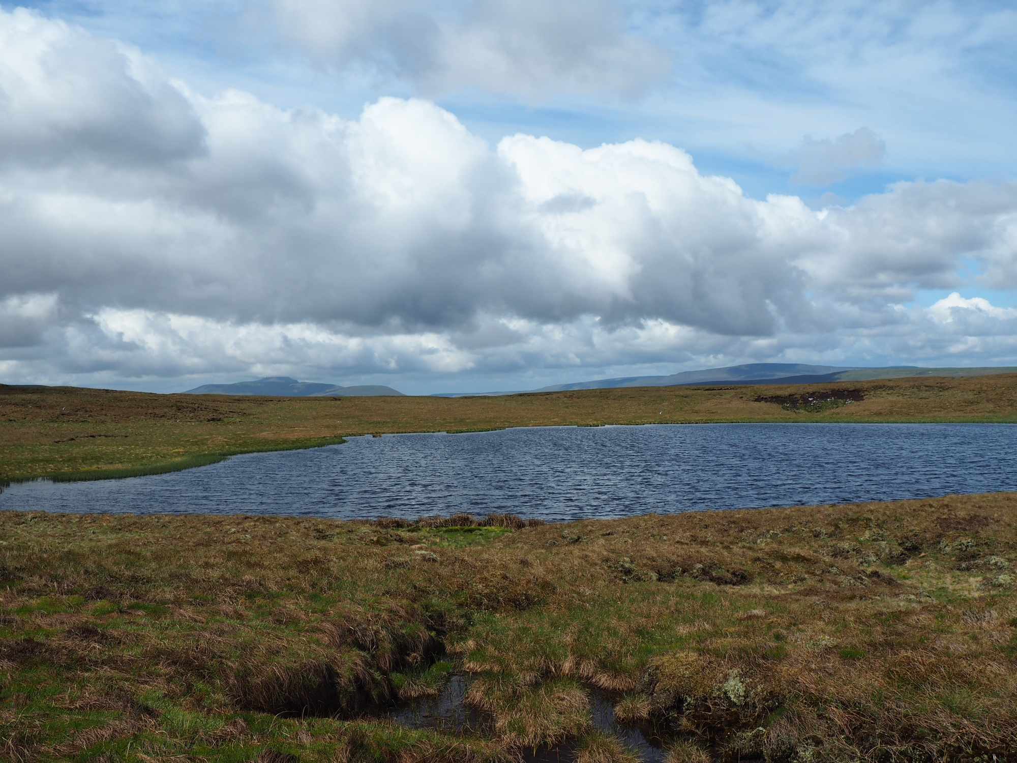 Oughtershaw Tarn