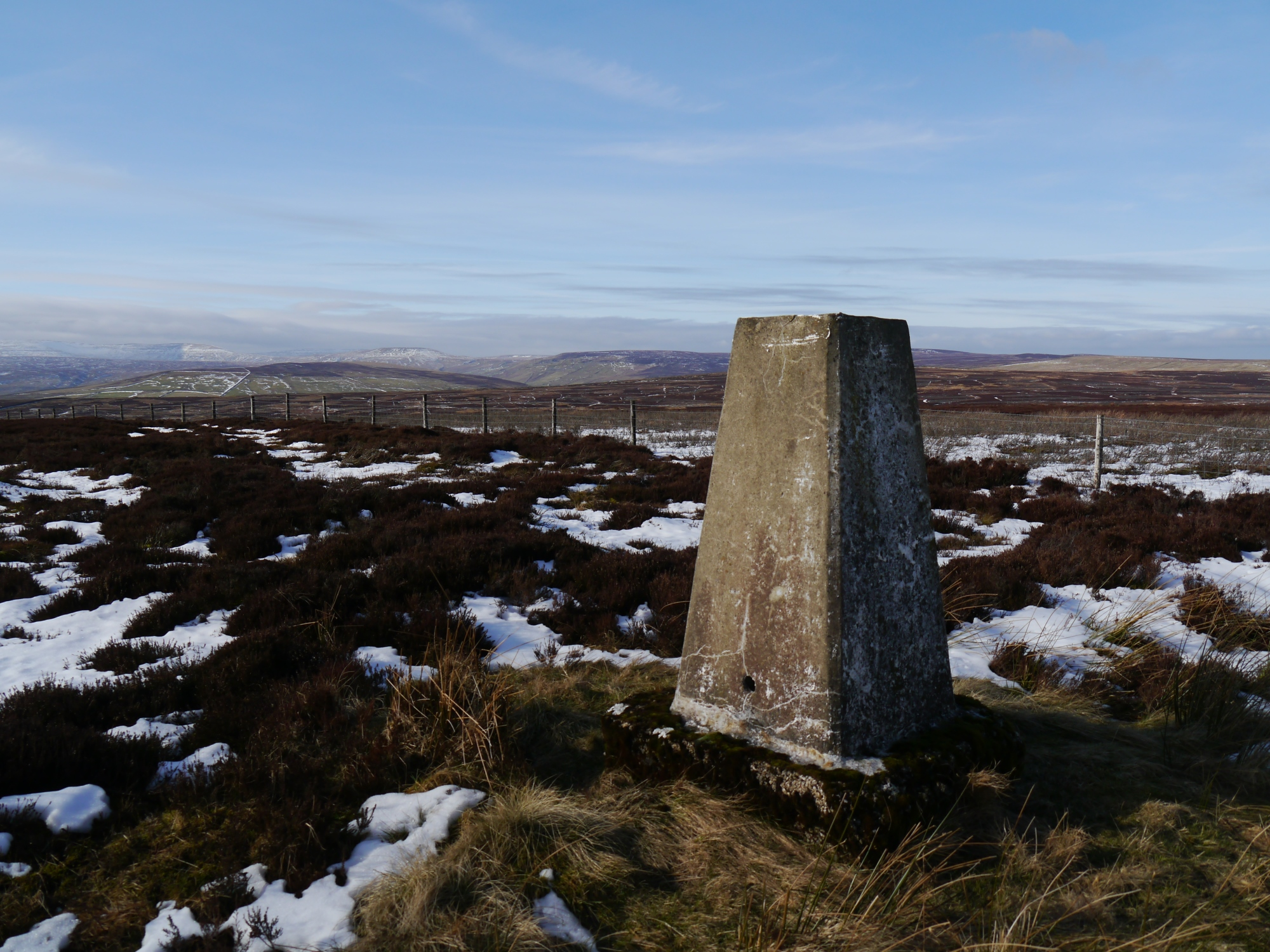 Ouster Bank Trig Point