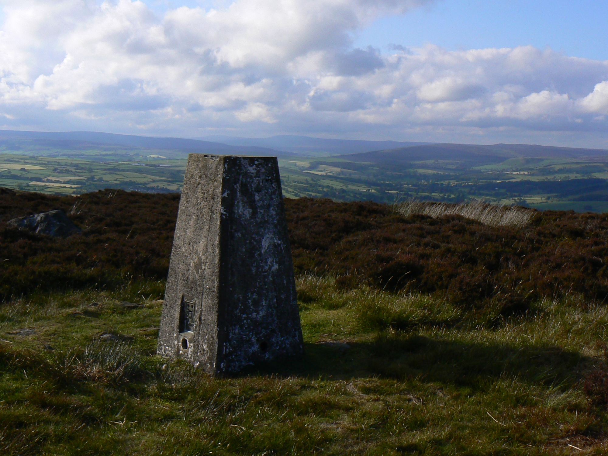 Overgate Croft Farm Trig Point