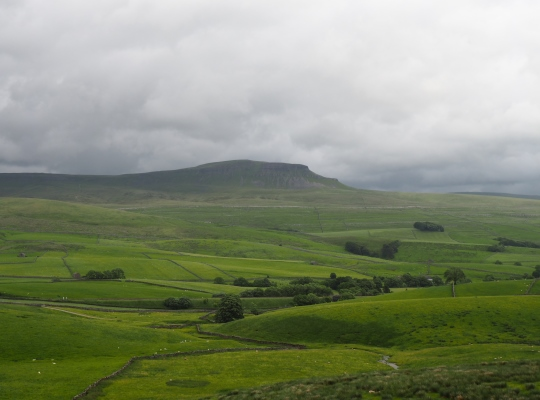 Pen-y-ghent from Sulber